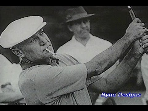 Ben Hogan – Look back at the Life of Hogan