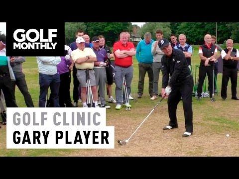 Gary Player Golf Clinic