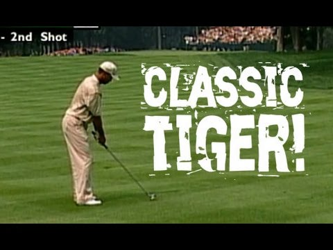 Champion Tiger Woods Best Golf Shots 2006 PGA Championship