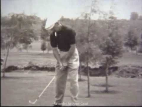 Ben Hogan Swing 1953