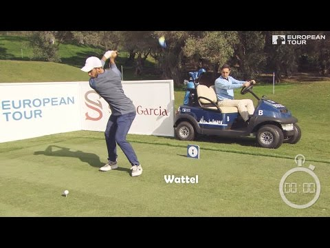 The Fastest Hole of Golf – Guinness World Records 2017