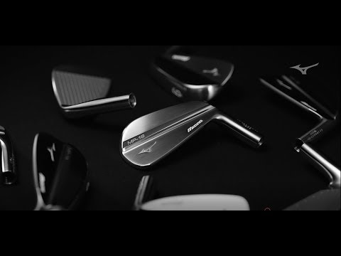 Mizuno MP-18 irons official film