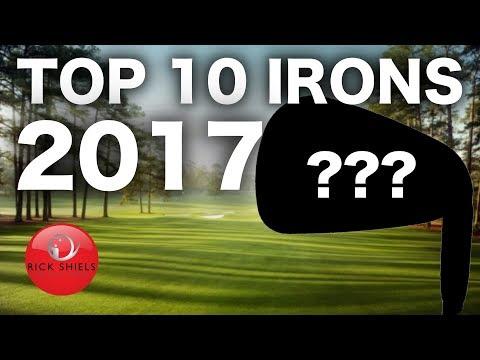 TOP 10 GOLF IRONS 2017