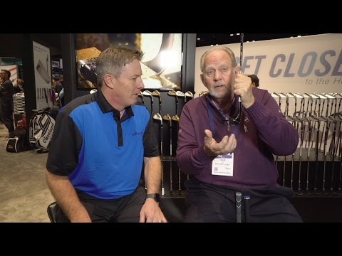 Dave Pelz shows us what's new from Cleveland/Srixon Golf