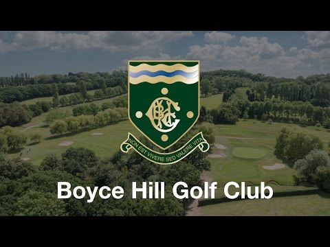 Boyce Hill Golf Club – Promo Video & Drone Flyover