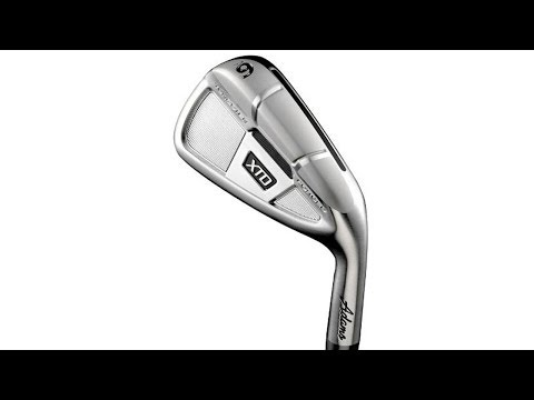 Adams XTD Forged Iron Review with Justin Gerrard from Adams Golf