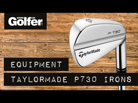 First look: TaylorMade P730 irons
