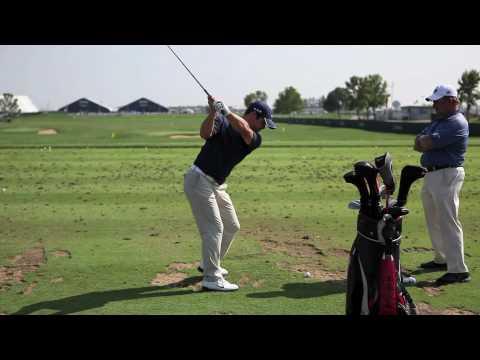 Paul Casey Golf Swing @ 2009 US PGA