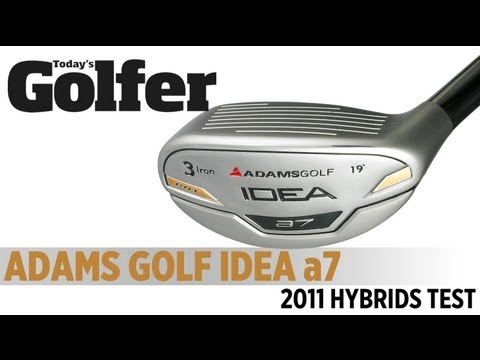 Adams Golf Idea a7 Hybrid – 2011 Hybrids Test – Today's Golfer