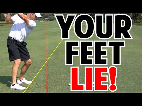 Golf Alignment Myth | Why Your Feet Lie