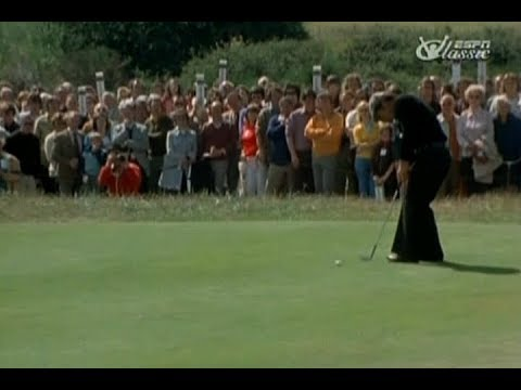 1974 British Open – Highlights – Gary Player