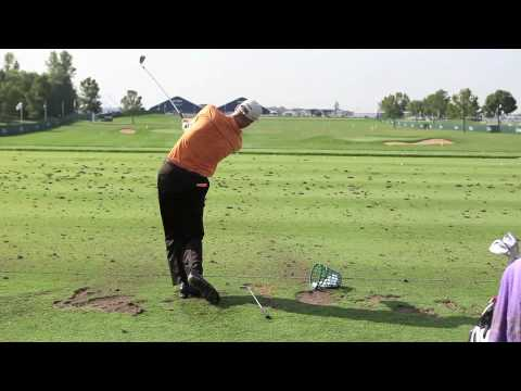 Jim Furyk Golf Swing @ 2009 US PGA