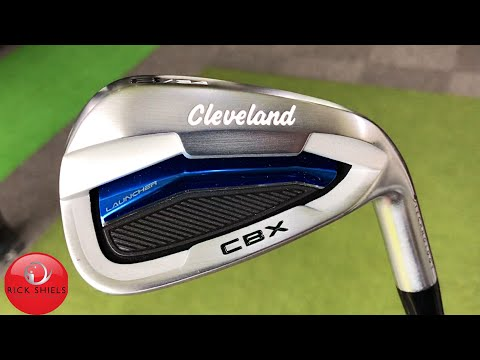 NEW CLEVELAND LAUNCHER CBX IRONS REVIEW – RICK SHIELS