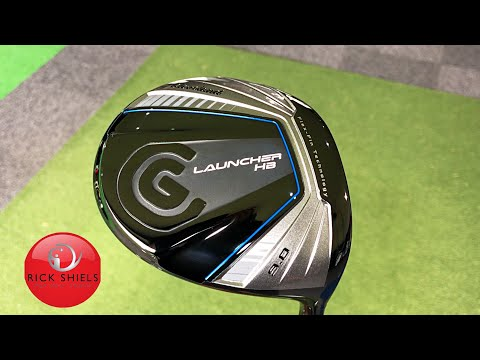 NEW CLEVELAND LAUNCHER HB DRIVER REVIEW – RICK SHIELS