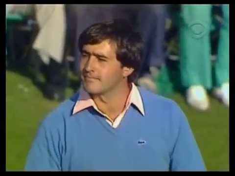 1983 Masters – Seve at the Last