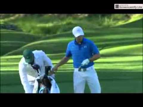 Jordan Spieth's Collapse 12th Hole (All Shots) – The Masters 2016