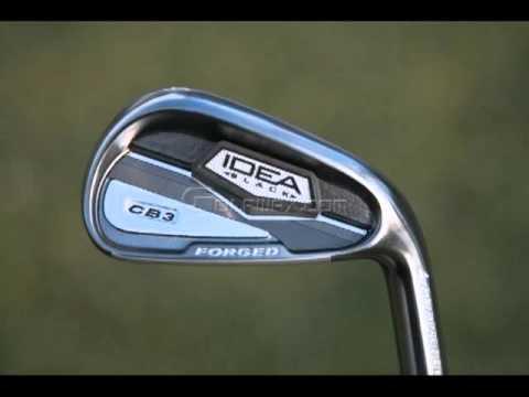 GolfWRX: 2012 Adams Golf CB3 Forged Irons