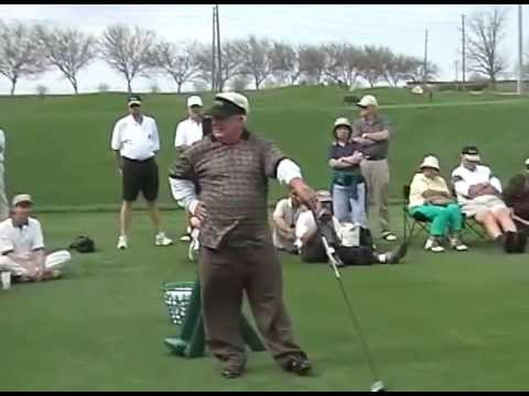 Moe Norman Golf  Demonstration Video 2002 – Part 3 – See the Legend