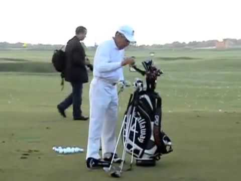 Gary Player,  THE golf clinic! Enjoy!