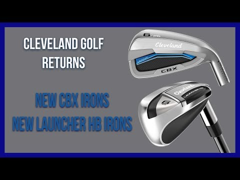 Cleveland Golf Returns