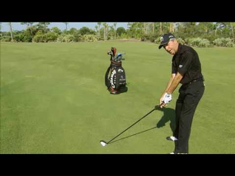 Gary Player Teaches You How To Hit A Draw