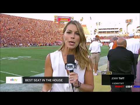 Holly Sonders & Jenny Taft – Fox Sports