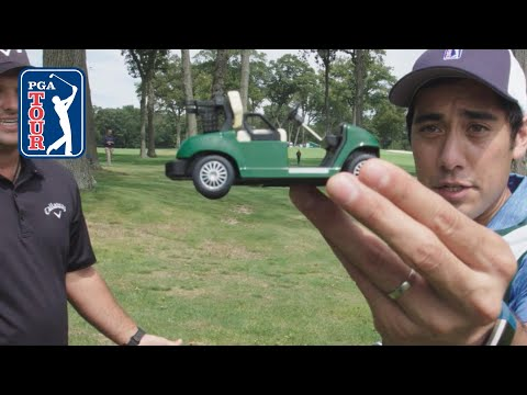 Golf Magic Tricks with Zach King