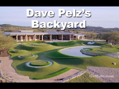 Golf Life shows you the Greatest Backyard EVER!!