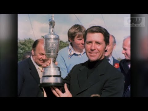 Gary Player – Who is the Greatest ever Open Champion