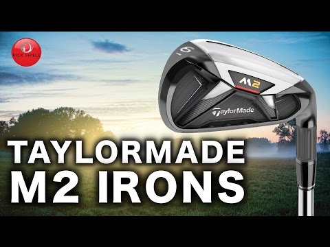 NEW TAYLORMADE M2 IRONS REVIEW