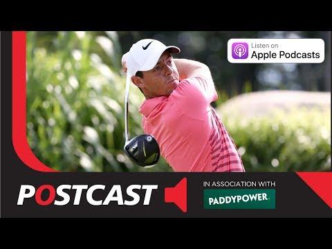 Postcast: USPGA – Rory McIlroy