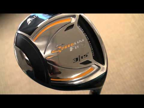 SPY VIDEO – 2011 Adams Golf Speedline F11 Fairway Woods