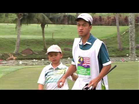Kids Golf World Championship Malaysia 2015 – DAY 1