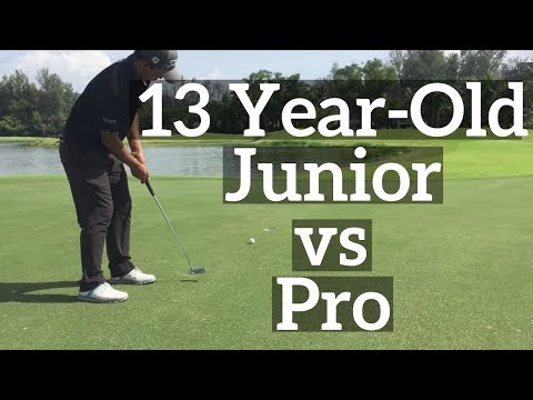Course Vlog 2017 – Professional Golfer vs Junior Golfer at Laguna Golf Phuket