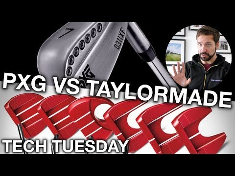 PXG take TaylorMade to court! + Titleist's new AVX premium ball