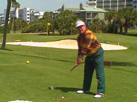 1994 Moe Norman golf swing demo – PGA Interview – Best ever (part 1 of 2)