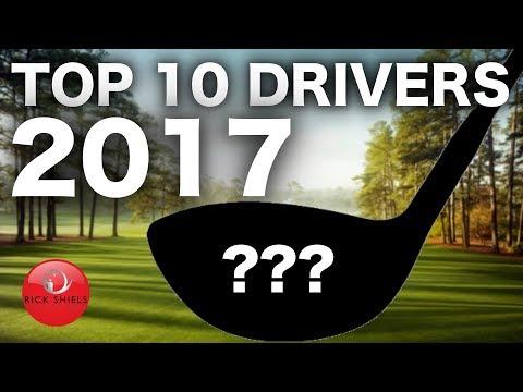 TOP 10 GOLF DRIVERS 2017