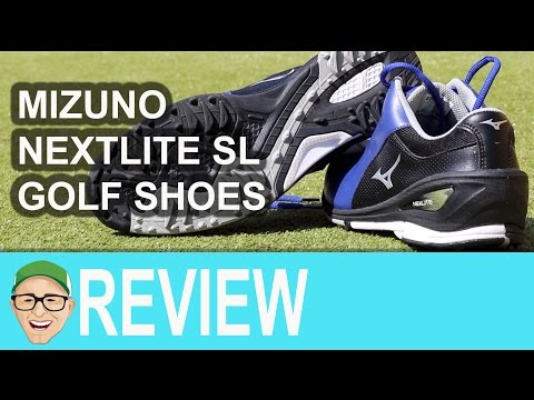 MIZUNO NEXLITE SL GOLF SHOES