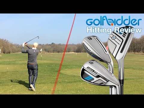 Adams 2014 idea Irons – Hitting Review