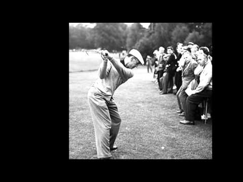 Ben Hogan's Pane of Glass 2015 Backswing