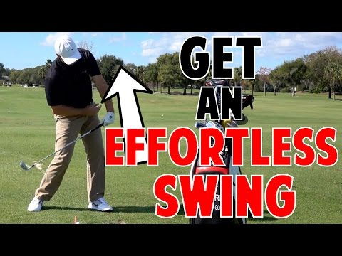 How To Have an Effortless Golf Swing | Are Your Grips Worn?  Nooo!