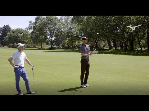 Luke Donald and Chris Wood 6 hole scramble / Episode 1 of 3