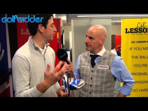 Adams 2015 Blue Driver Review | PGA Show Orlando