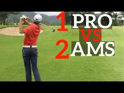 Course Vlog 2017 – Professional Golfer vs 2 Junior Golfers at Laguna Golf Phuket