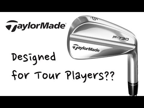 TaylorMade P730 Irons tested – Average Golfer