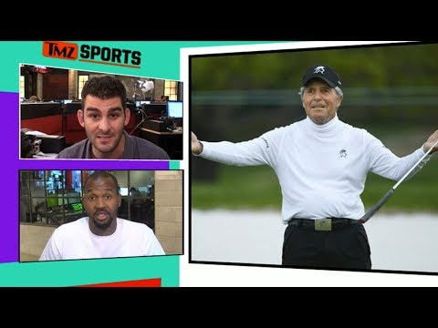 81 Year-Old Golf Legend Gary Player Tells Us About His Insane Workouts   TMZ Sports