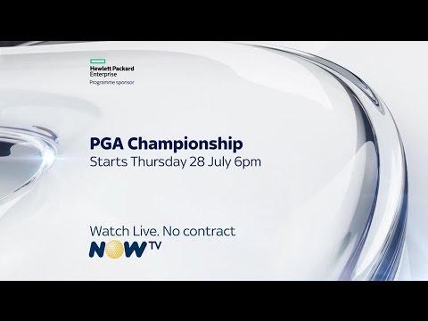 US PGA Championship Golf