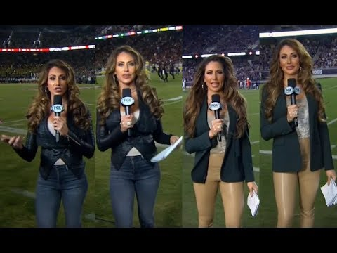 Holly Sonders (FOX Sports) – 10/29/2017
