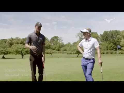 Luke Donald and Chris Wood 6 hole scramble / episode 2 of 3