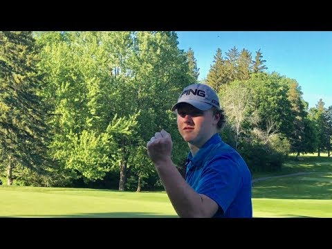 Junior Golfers going LOW! Course Vlog at the Royal Ottawa Golf club – Part 1 – Ty and Stuart